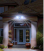 120 LED Solar Security Lights with Dual Head