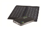 6 Watt Folding Solar Portable Charger with Power Bank 5.0 Lithium