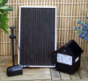 Solar Waterfall Fountain Pump Combo Kit - 3 Watt