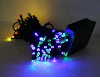 Multi Color Solar Christmas Lights - 100 LED's