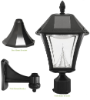 Baytown II Solar Light Fixture