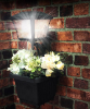 Multi Purpose Solar Lights with Planter