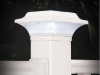 Imperial Solar Post Cap Light - 2 Pack