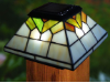 Wellington Solar Post Cap Lights - 2 Pack