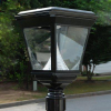 Imperial Solar Light Replacement Post Light