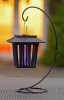 Solar Lantern Insect Zapper with Tabletop Stand