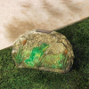 Magic Motion Solar Rock with Frog Decorations