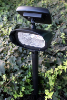 Ultra Bright Solar Spot Light - Black