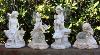 Solar Fairy Light Statue - Four Styles