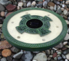 Three Solar Walkway Stones with 6 LEDs