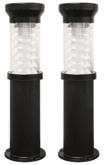 Solar Powered Bollard Light
