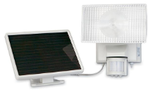 Solar Motion Sensor Light - 50 LED's