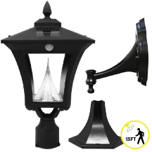 Weston Solar Lights with Motion Sensor