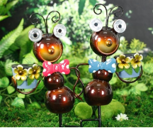 Solar Garden Decor - Solar Ant Light
