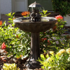 Umbrella Series Solar Outdoor Water Fountains