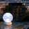 Solar Gazing Ball - White Light