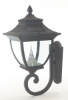 Pagoda Solar Wall Mount Lights
