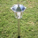 Hexagon Solar Light with Ground Stake