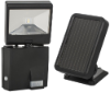 Compact Solar Security Lights