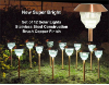 Rockwell Copper Solar Lights - 12 Pack