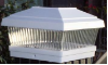 Solar Patio Lights 5 x 5 - White or Copper