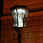 Solar Lamp Post Light (Night View)