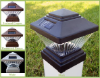 Solar Deck Light - Solar Post Cap Light