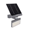Pacific Accents Solar Flood Light 100 LED