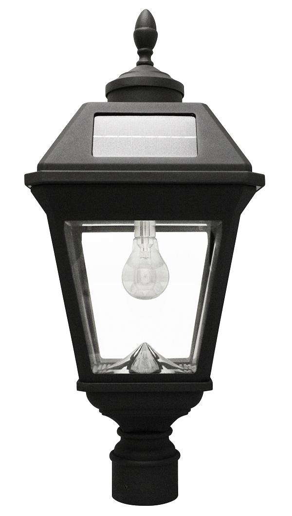 imperial lamp post light by gamasonic. Black Bedroom Furniture Sets. Home Design Ideas