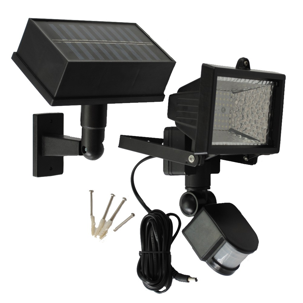 54 Led Solar Security Light Solar Motion Sensor Light