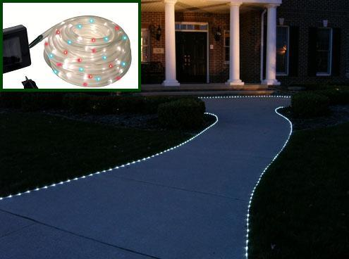 Article on Solar Powered Christmas Lights