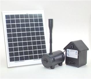 8 Watt Solar Waterfall Kit Solar Water Fountain Kit
