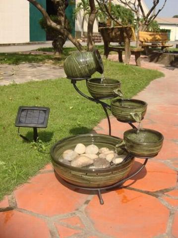 Water Fountain for Jovem Guarda