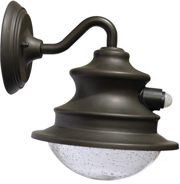 Barn Security Light: Solar Powered Motion Sensor Barn Light