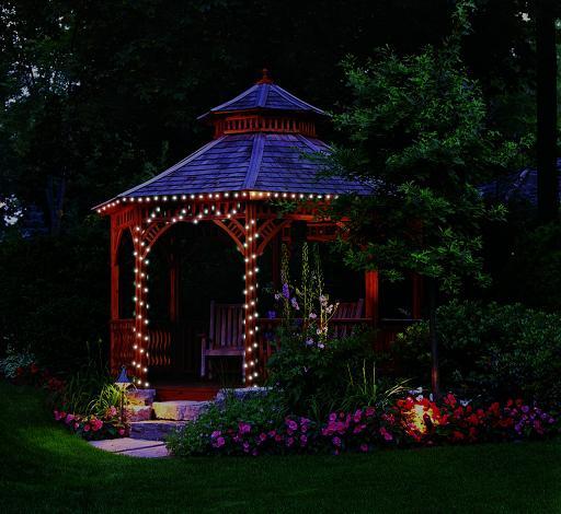 Solar String Lights Holiday Lights - 100 LEDs